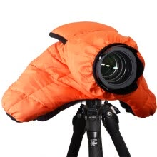 -KYOTSU Jing Sheng cold hood SLR outdoor down jacket (orange) on JD