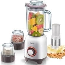 -Bear (Bear) LLJ-A12A1 Multi-functional Electric Food Processor, Meat Grinder/Mixer/Juicer/Soymilk Machine on JD