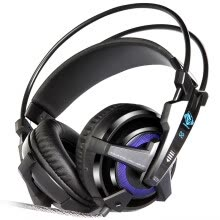 875065261-Yi Бо (E-3LUE) H950 Vibration Gaming Headset Black on JD