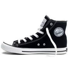 -WARRIOR HIGH-HELP FASHION TREND COUPLE CANVAS SHOES on JD