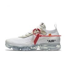 on sale 36ea6 0a6b6 NIKE x Off White VaporMax 2.0 AIR MAX Unisex Running Shoes Footwear Super  Light Comfortable Sneakers For Men   Women Shoes