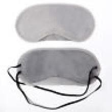 health-care-Travel Sleep Eye Mask Soft Memory Foam Padded Shade Cover Sleeping Blindfold on JD