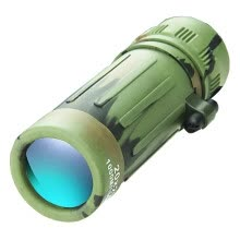 8750503-Feilai Shi FEIRSH monocular telescope high times military fans supplies high-definition night vision shine waterproof portable bird mirror T02-1 on JD