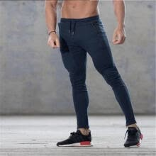 -Mens Sport Pants Long Trousers Tracksuit Fitness Workout Joggers Gym Sweatpants on JD