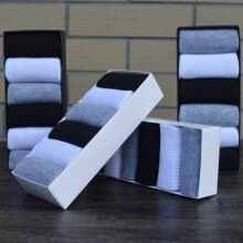 accessories-Men Women sockS polyester cotton sports socks fashion adult socks NOTE:Packing 6 pairs or 1 pair on JD