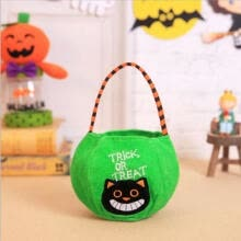 -Child Kids Handle Bag Candy Bag Handbag Halloween Holiday Party Favors 4Colors on JD