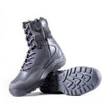 -FREE SOLDIER Outdoor tactical ankle-high shoes military men boots, warm safily, for hiking, mountaineering shoes on JD