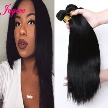 -Cheap Brazilian Virgin Hair 8A Straight Jet Black Brazilian Straight Hair 4 Bundles Sexy Formula Hair 100 Virgin Brazilian Hair on JD