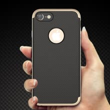 -Fashion Luxury status metal phone cases For apple iPhone 7 plus Case Ultra Thin Scrub Luxury metal For iPhone 7 Case covers on JD