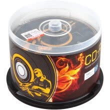 875061488-Newman (Newsmy) CD-R 52 speed 700M Teana series of barrels of 50 pieces of vinyl burn disc on JD