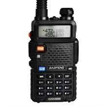 mobile-phones-Baofeng (BAOFENG) UV-5R commercial wireless FM dual-band dual-band UV walkie-talkie on JD