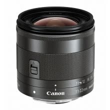 -Canon (Canon) EF-M 11-22mm f / 4-5.6 IS STM miniature interchangeable lens digital camera lens on JD