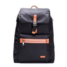 -Aokang (Aokang) Aokang male package men's shoulder bag simple travel bag black bag youth fashion leisure travel backpack 8633281141 black on JD
