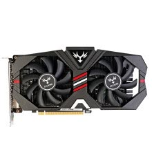 computer-parts-components-Colorful iGame1050Ti Flame Ares S-4GD5GTX1050Ti 1366-1480MHz / 7000MHz 4G / 128bit GDDR5 graphics card on JD