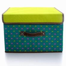 -[Jingdong supermarket] KongJianYouPin striped environmental protection storage box storage box clothes sundries storage box storage box 22L3 only on JD
