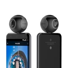 875072536-Insta360 Air VR Panoramic Camera Digital HD 3D Camera Android Mobile Phone Lens -Usb Interface on JD