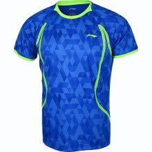 -LI-NING sports short-sleeved round neck T-shirt on JD