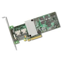 computer-parts-components-MegaRAID SAS 9260-8I 6GB SAS/SATA PCIE 2.0 512MB COMB-C DDR2 SDRAM RAID Controller on JD