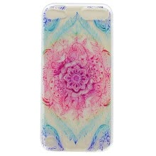-Magic flower Pattern Soft Thin TPU Rubber Silicone Gel Case Cover for iPod Touch 5 on JD
