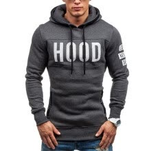 -New Men Fashion Hoodies Pullover Jumper on JD