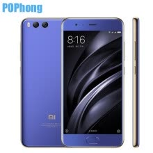 mobile-phones-Global ROM! Xiaomi Mi6 Mi 6 M6 6GB 128GB ROM  SmartPhone Snapdragon 835 5.15' FHD Dual 12MP Back Camera Four Sided Curved Body on JD