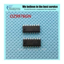 -10PCS free shipping OZ9976GN OZ9976 SOP-16 high voltage p to control the LCD TV p new original on JD