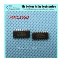 -10pcs free shipping 74HC165D 74HC165 SN74HC165D SOP-16 Counter Shift Registers 8-Bit Parallel-Load new original on JD