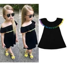 -CANIS @ Cute Baby Kids Girls Tutu Dresses Princess Party Wedding Vant Toddler Одежда on JD
