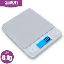 -GASON Z1 Kitchen scales Mini pocket portable stainless steel precision jewelry electronic Balance weight gold grams 3000gx0.1g on JD