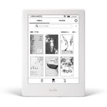 -Kindle Amazon kindleX Muckoo 6 inch electronic ink touch screen WIFI e-book reader white on JD