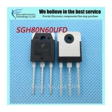 -10PCS free shipping SGH80N60UFD G80N60 80N60 80A 600V TO-3P Ultrafast IGBT new original on JD