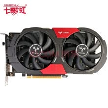 computer-parts-components-(colorful) iGame1050-war hero U-2GD5 game graphics card on JD