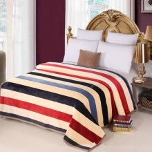 8750203-Percy home textile; Reactive Dyes Casual Polyester Bedding Blanket ; 360gsm on JD