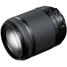 -Tamron 18-200mm F / 3.5-6.3 Di II VC [B018] half-frame standard zoom lens 18200 anti-shake travel a mirror to go the world (Nikon bayonet lens) on JD