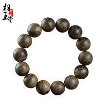 875062458-Phase Yutang  Dharagan incense hand string 16mmSingle lap beads Tiger markings27gIncenseBeaded bracelet on JD