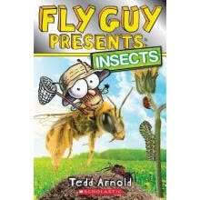 -Fly Guy Presents: Insects 英文原版 on JD
